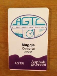 AG Tri Club ID