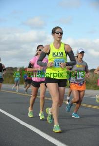 Newport Half Marathon 10.13.13